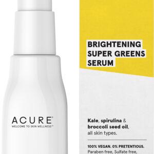 ACURE Brightening SuperGreens Serum 30ml