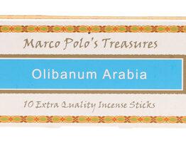 MARCO POLOS Incense Arabia 10 sticks